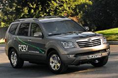 Kia Fuel Cell Vehicle
