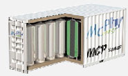McPhy Solid Hydrogen Storage Solution