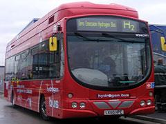 RV1 Hydrogen Bus